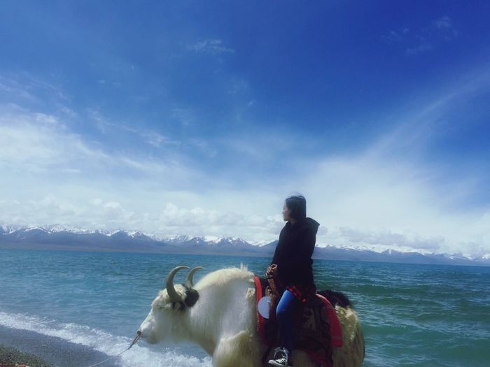Most lovely place <Namtso> at Tibet