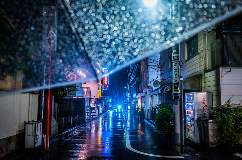 From My Umbrella ◀️☔️🚶🌃🇯🇵 Japan Lovers Exceptional Photographs EyeEm Best Shots Japan Night Lights Rain Rainy Days Reflection The Week On EyeEm Tokyo Urban Exploration Abstract Bokeh Illuminated Light And Shadow Getting Inspired Backstreets & Alleyways Midnight Night Outdoors Umbrella Silhouette From My Point Of View Personal Perspective Stories From The City End Plastic Pollution HUAWEI Photo Award: After Dark