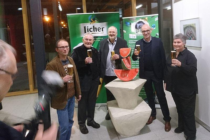 """Licher Fotopreis """"Mensch und Natur"""" 2016 Exhibition EyeEm Deutschland Www.licher.de Xperiaphotography IFZ Gießen"""