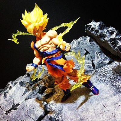 I am a Super Saiyan!