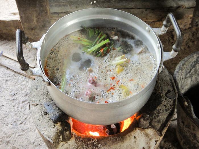 Tom yum is the best popular in thai food.