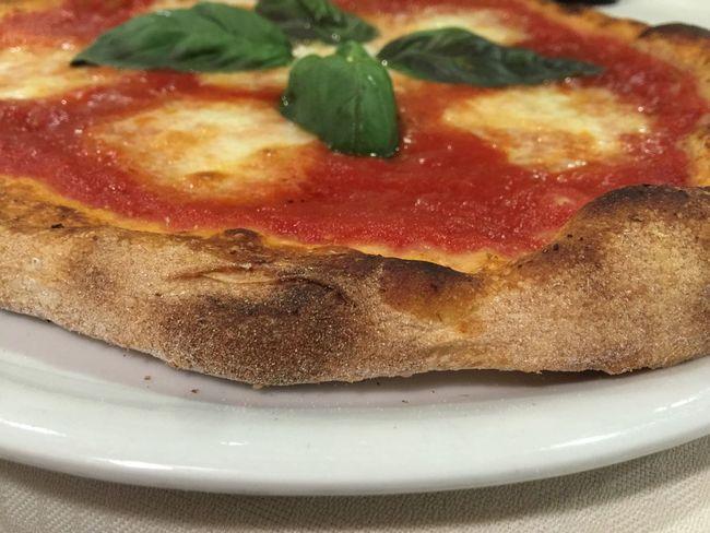 Basilico Bufala Food Porn Forno A Legna Gourmet Lievitazione Naturale Pasta Madre Pizza Ristorante