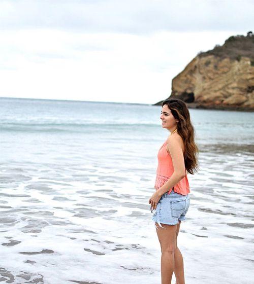 Hidden Beauty Happy Women Healthy Nature Healthy Lifestyle Hidden Hidden Places Sea