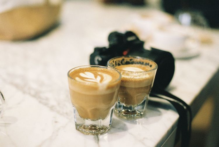 Autumn Blue Bottle Cafe Coffee Film Photography Filmisnotdead Japan Japan Blue Bottle Japan Photography Latte Tokyo Tokyo Street Photography