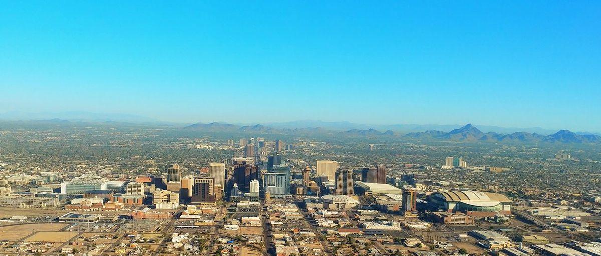 Hello Phoenix.