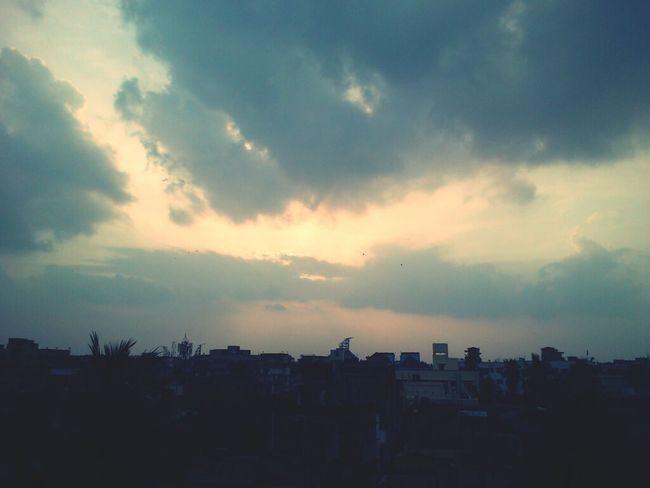 Nice Atmosphere