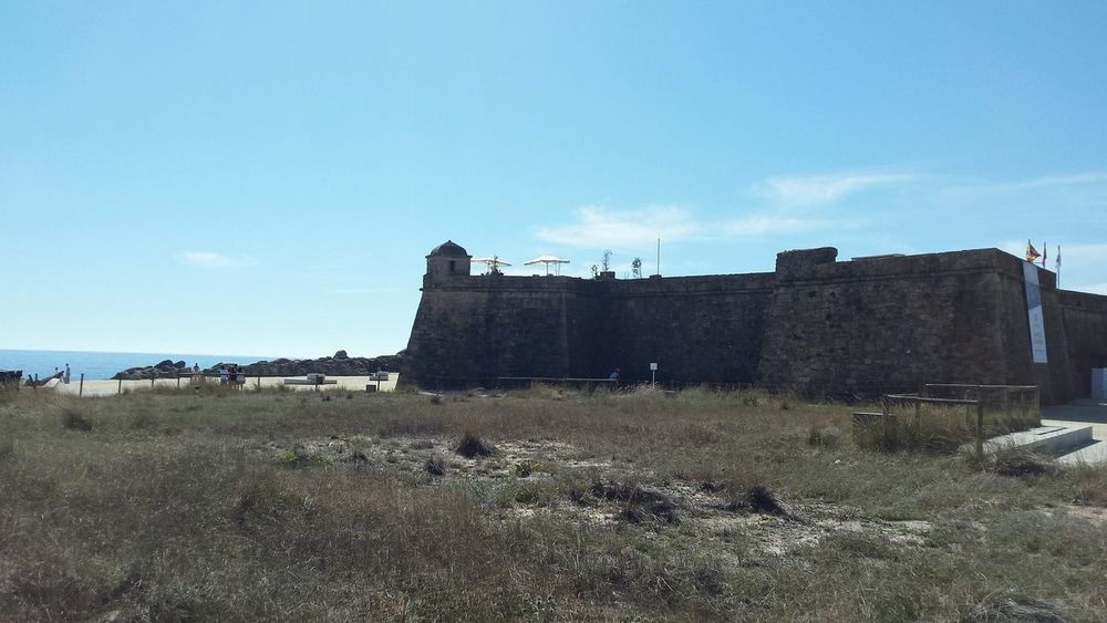 AMAZING Fortress Club Night Amazing View Historical Check This Out Vila Do Conde Hot Day Summer Beach
