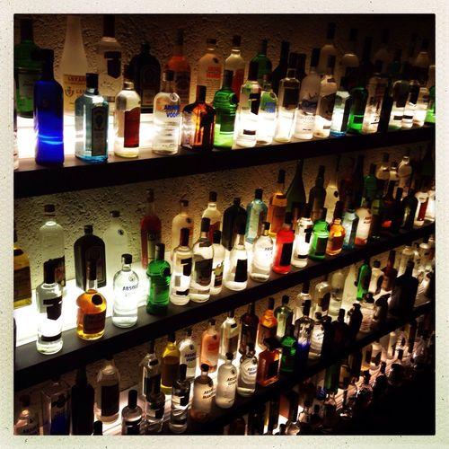 Drinks Night Hipstamatic