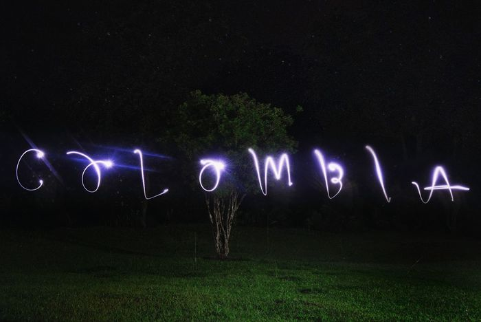 Colombia is my home country and the first place I called home. Even though thousands of kilometers keep me apart from its beautiful lands now, the affection is still intact. This is the intro of a tiny tribute I wanted to share with you. CColombiaTThe EyeEm Facebook Cover ChallengeLLight PaintingTTraveling
