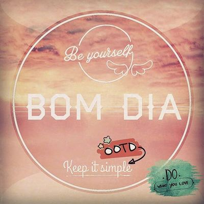 🌻 Bomdia Goodmorning Novodia Newday Beyourself Sejavcmesmo Keepitsimple Ootd Dowhatyoulove  Facaoquevoceama SerSimples Blessblissbest Fuzelapp Fuzellovers 🌻