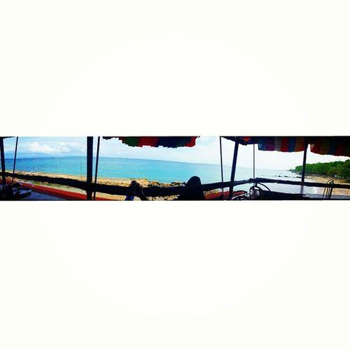 Beautiful seascape of Zamboanga overviewing the Pink Sand Beach and Basilan. ZoomInZamboanga TourismMeeting InvestmentMeeting Dowelldogood GeiserMaclang