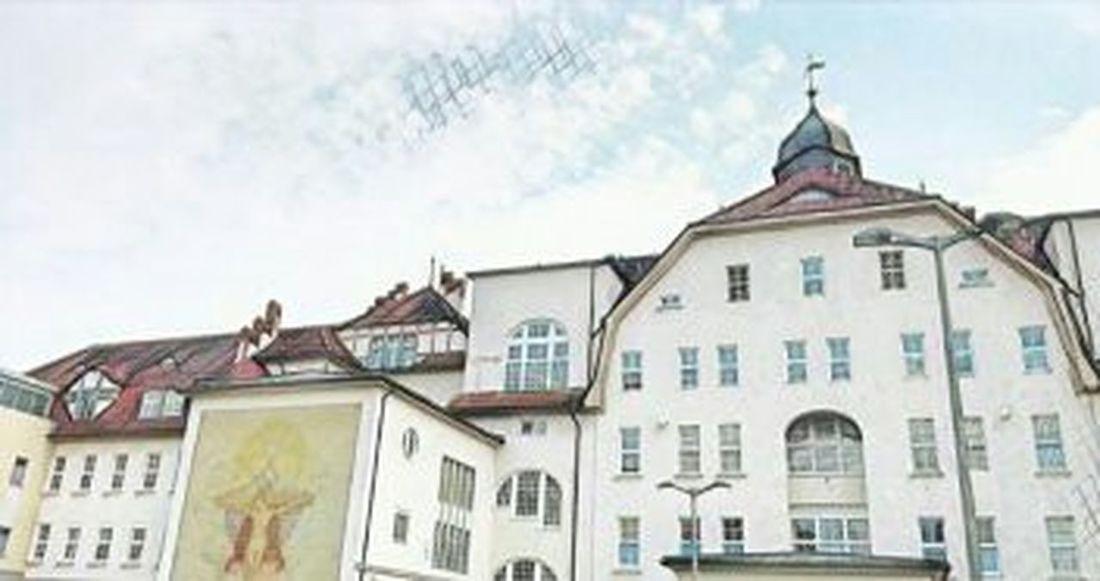 First Eyeem Photo Hospital Krankenhaus Steyr Austria Österreich Historic Historisch Gebäude
