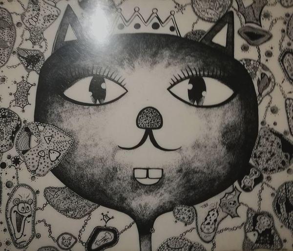 Lopburi Lopburi Thailand Ink Cat Picture Table
