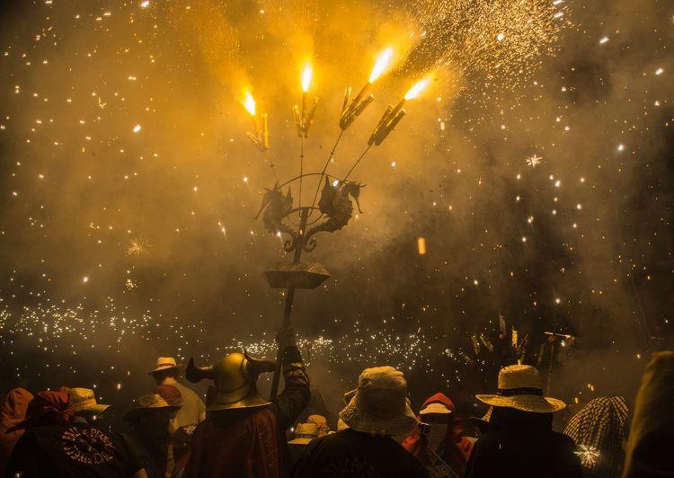 Diables de Voramar Tarragona Foc Cultura CulturaPopular