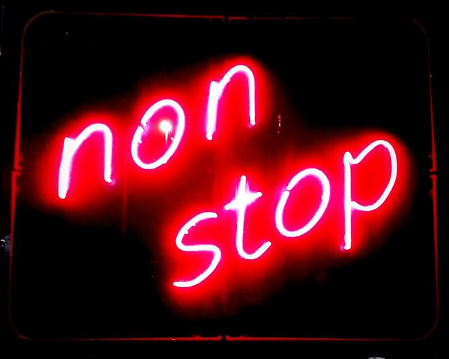 Neon Life Neon Sign Neon Lights Neon Neon Color NEON RED Neon Pink SignNeon Light Club Club Night Prague Clubbing Non Stop  Nonstop No Stopping Light Lights In The Dark Glow In The Dark Neon Art Disco Neon Colors Red Light Pink Light Glow