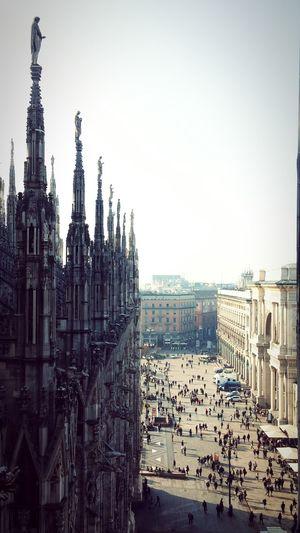 Erasmus Photo Diary day 76: Duomo Di Milano Milan 2