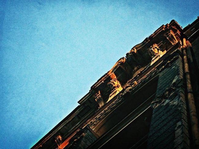 Sunset Jugendstil Oldhouse
