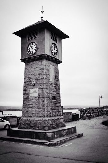 Clock Tower Clock Face Clock Harbour Clock Lost Time Time Passes By Time Stands Still Time To Reflect Timeless Tick Tock