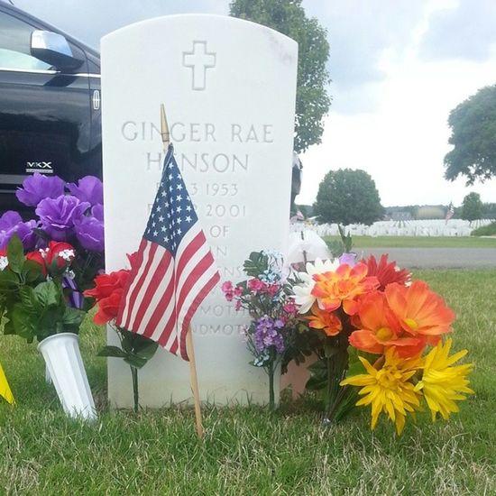 Mom Memorialday NationalCemetery