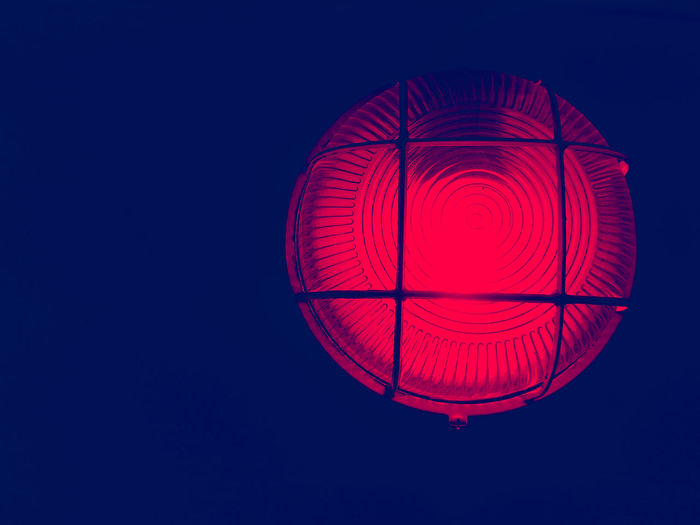wHaTeVeR pOsT 🔦🎬 Out Of Boredom Redlight Moody Dramatic Lighting Dramatic Light Lighting Equipment Red Illuminated Low Angle View Sphere Hanging Disco Ball Nightlife Nightphotography MnM MnMl Mnmlsm Minimalism Minimal Minimalistic Minimalmood Minimalist Minimalobsession Minimalart Minimalarchy