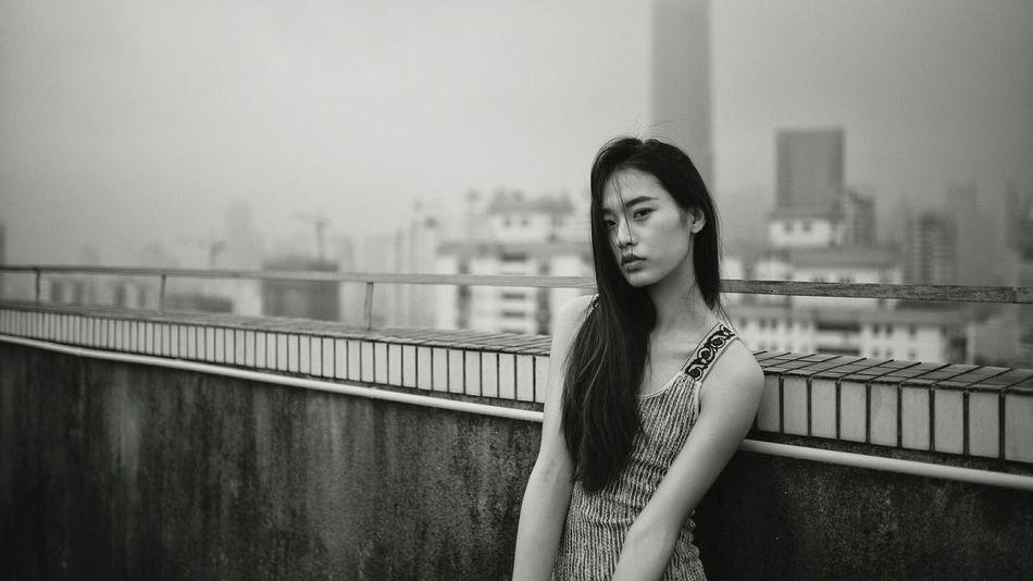 BABYGHOST Streetphotography Portrait Monochrome B&w Taking Photos Relaxing Shanghai Nikon Getting Inspired