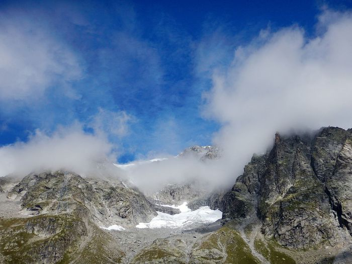 Cloud - Sky Outdoors No People Mountain Nature Scenics Beauty In Nature Landscape Physical Geography Sky Day Travel Destinations Hot Spring Aosta Valley Mountain Landscape EyeEm Best Shots - Nature No People-outdoors- Sky Way Monte Bianco Courmayeur EyeEm Aostavalley EyeEmBestPics