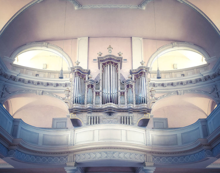 God's playground Church God Nikon Arch Architectural Column Architecture Architecture And Art Belief Building Built Structure Ceiling Cupola Day Indoors  Low Angle View Music Musical Instrument No People Organ Ornate P900 P900 Nikon Pipe Organ Place Of Worship Playground Religion Spirituality