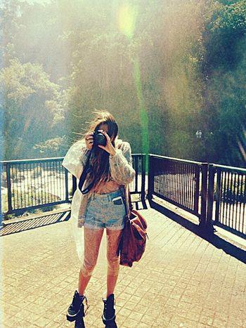 Moments Waterfalls Canon Camera Fashion&love&beauty First Eyeem Photo