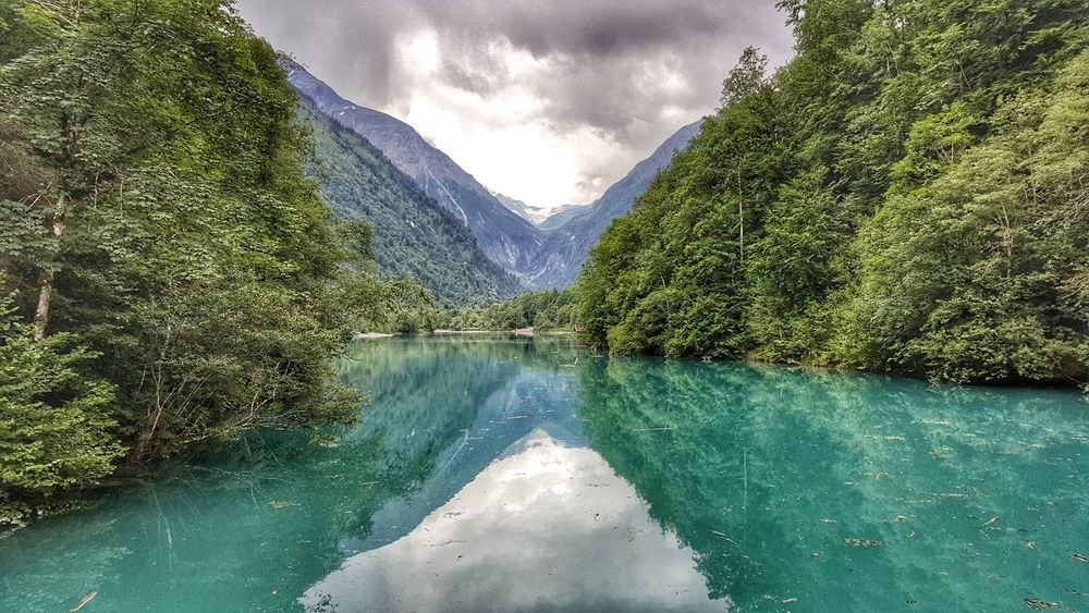Water Beauty In Nature Majestic Nature Stausee Scenics Lake