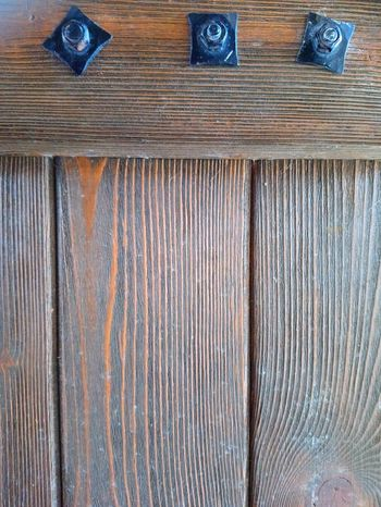 Wood - Material Textured  Close-up Backgrounds Detail Wooden Pattern Architectural Detail Closed Door