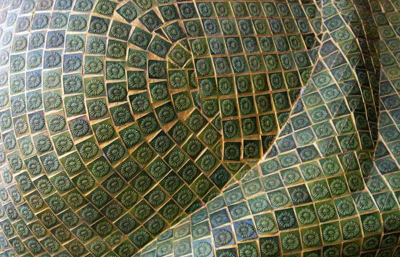 Full Frame Pattern Backgrounds No People Close-up Architecture Indoors  Design Textured  Animal Art And Craft Natural Pattern Built Structure Shape Day Ceremic Tile Mosaic