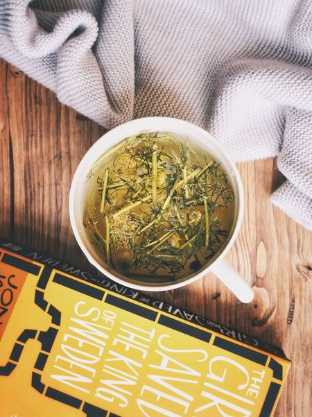 Food And Drink High Angle View Green Tea Indoors  Healthy Eating No People Tea - Hot Drink Freshness Food Close-up Herbal Tea Drink Day Countryside Tea Time Camomile Table Camomile Tea Lazy Day Reading Book Weekend Bookworm Reading & Relaxing Reading Time