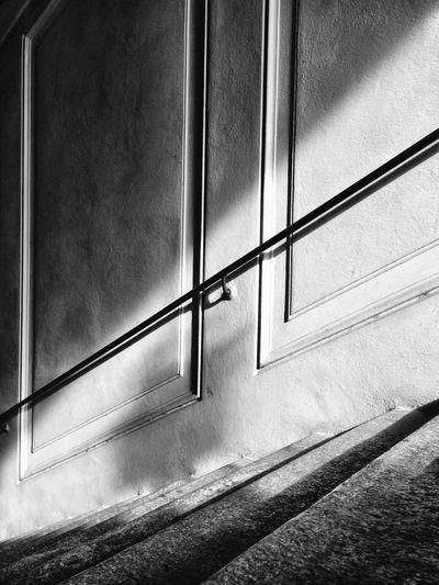 Modena Comune Municipio Blackandwhite Geometry Black And White