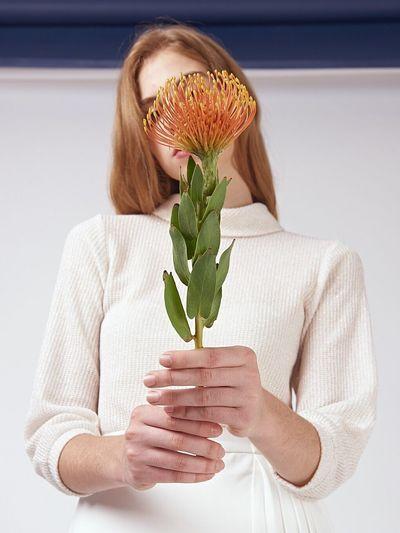 Flower Fashion Portrait marcfashionvn