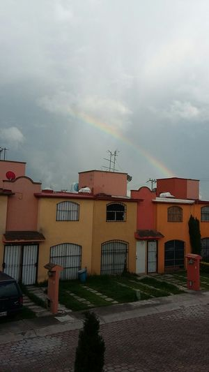 Arcoiris en Toluca