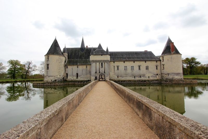 Château du Plessis-Bourré Château Du Plessis-Bourré French Castle Historical Monument Architecture Building Exterior Built Structure Day Monument Historique No People Outdoors Sky