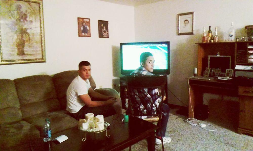 Video Gaming -FIFA Bromance Videogames Relaxing Enjoying Life Fifa
