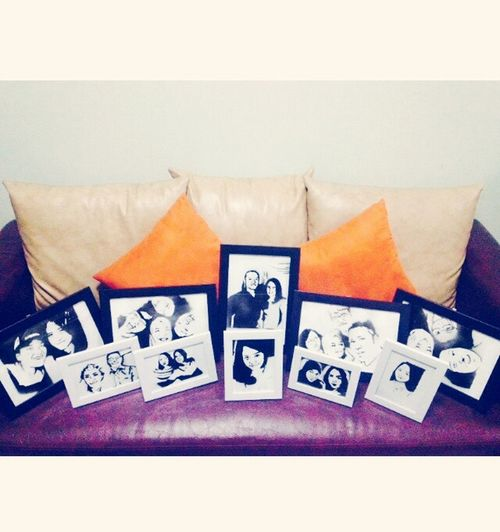 We'r product, what's yours? From micro particle till fantabulous things! SkecthArt Weddinggift Blackandwhiteseries