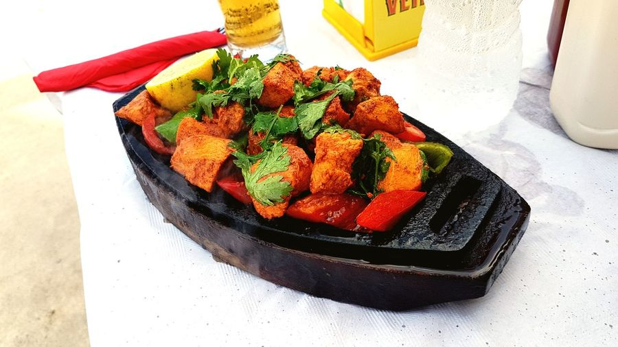 Food And Drink Ready-to-eat Chicken Tikka Food Indian