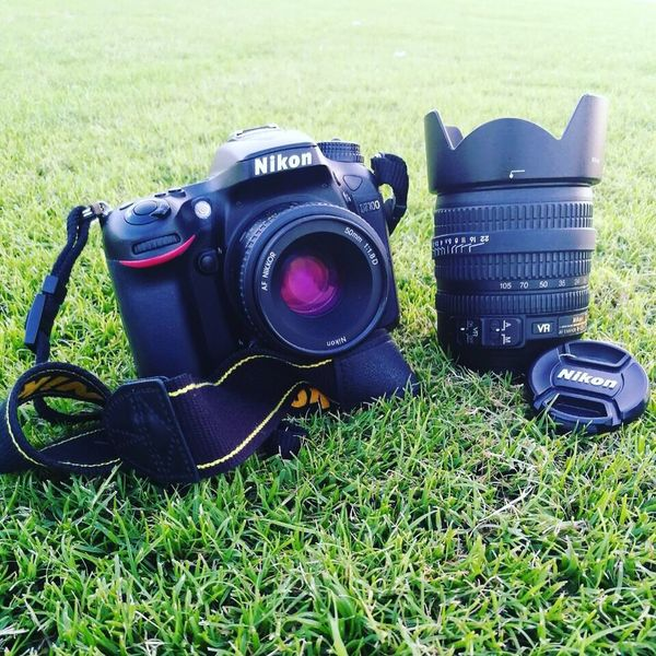 Photography Garden Tools Nikon