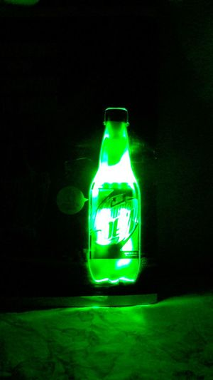 Do do do do do do the Dew! Glowing in the dark EyeM_Malaysia Mountaindew  Softdrink