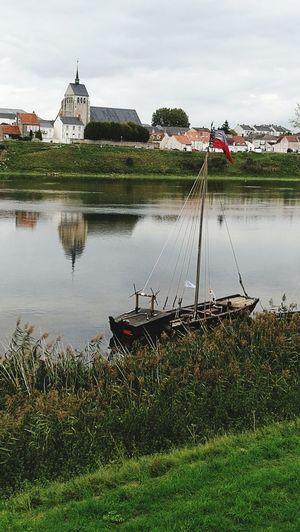 La Loire et Gabarre Jargeau France