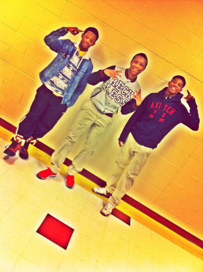 We Was Coolin Today '