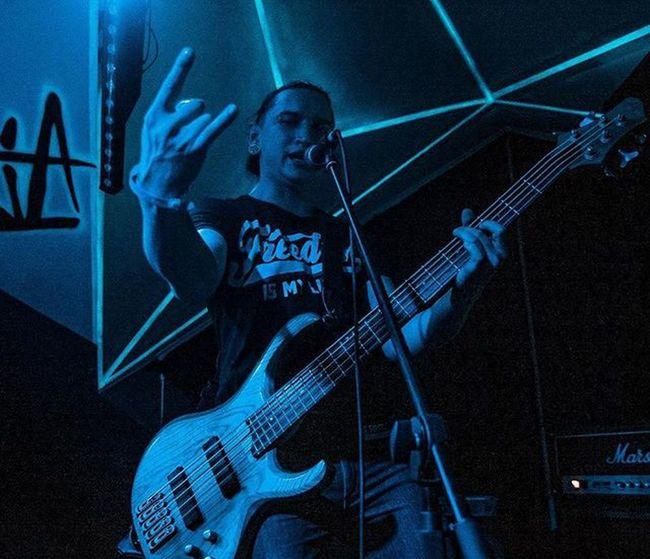 Всем рок утра! Lovelyrabbit Bittour Tattoo Innoendband Russia Kazan Alternative Rock Ibanez Amnesia