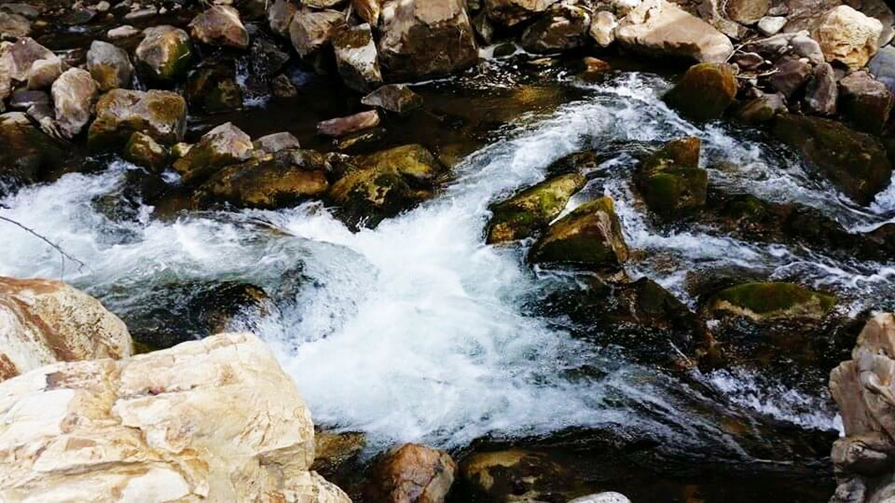 nature, motion, water, no people, rock - object, beauty in nature, outdoors, day, scenics, waterfall, close-up