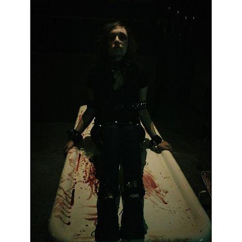 Gettin goth. Indyscreampark Isp Bloodandbondage