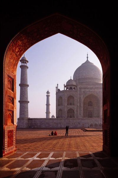 The Architect - 2017 EyeEm Awards Architecture Travel Destinations Tourism History India Travel Taj Mahal Monument Love