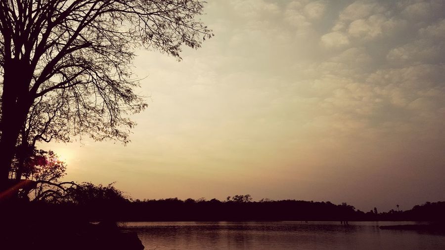 A beautiful evening at tungal dam First Eyeem Photo