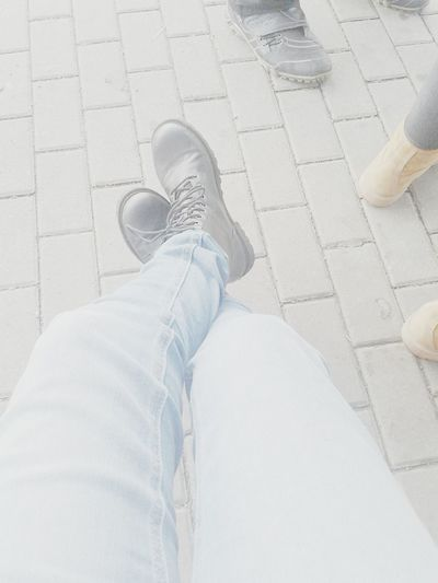 Schuhe  Taking Photos Relaxing