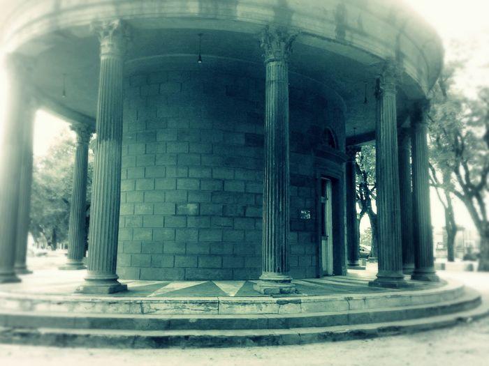 History Monument Monumento Colon Entrerios Argentina Photoart
